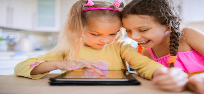 Çocuklar Teknoloji Bağımlısı Olmasın 14